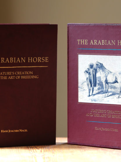 DELUXE The Arabian Horse – Nature's Creation and the Art of Breeding